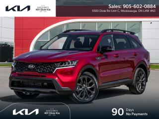 New 2021 Kia Sorento 2.5T X-Line RUGGED // RAISED SUSPENSION for sale in Mississauga, ON