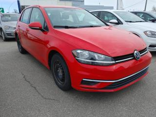 Used 2018 Volkswagen Golf TRENDLINE for sale in Gatineau, QC
