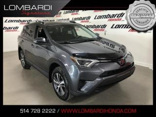 Used 2018 Toyota RAV4 LE|AUTO|CAM|BLUETOOTH| for sale in Montréal, QC