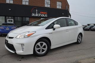 Used 2013 Toyota Prius SUNROOF I ONLY 42K I REAR CAM for sale in Concord, ON