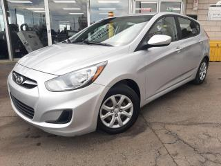Used 2012 Hyundai Accent ~Certified~ 3 YEAR WARRANTY~~ ONE OWNER~ for sale in Oakville, ON