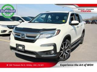 Used 2019 Honda Pilot 7 PASSENGER for sale in Whitby, ON