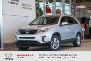 Used 2015 Kia Sorento LX AWD! CERTIFIER SPINELLI! for sale in Lachine, QC