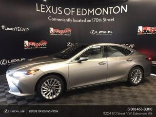 New 2021 Lexus ES 350 Ultra Luxury Package for sale in Edmonton, AB