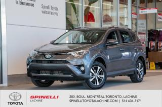 Used 2017 Toyota RAV4 XLE BAS MILEAGE! TOIT OUVRANT! for sale in Lachine, QC