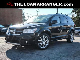 Used 2015 Dodge Journey for sale in Barrie, ON