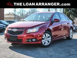 Used 2011 Chevrolet Cruze for sale in Barrie, ON