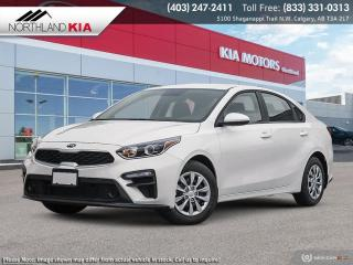 New 2021 Kia Forte LX for sale in Calgary, AB