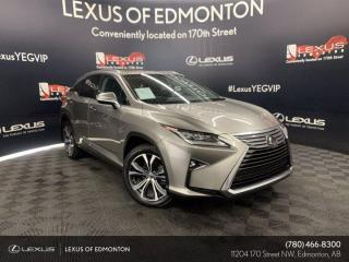 Used 2019 Lexus RX 350 Luxury Package for sale in Edmonton, AB