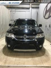 Used 2014 Dodge Journey SXT for sale in Leduc, AB