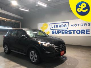 Used 2017 Hyundai Tucson AWD * Back Up Camera * Cruise Control * Steering Wheel Controls * Hands Free Calling * Heated Cloth Seats * AM/FM/SXM/USB/Aux/BT * 12V DC Outlet * for sale in Cambridge, ON