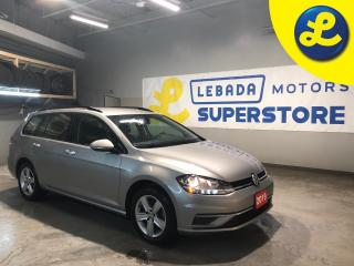 Used 2019 Volkswagen Golf Wagon 1.8T 4 Motion * DSG Transmission * Back Up Camera * Apple Car Play * Android Auto * Blind Spot Assist * Rear Traffic Assist * Cruise Control * Steerin for sale in Cambridge, ON