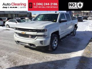 Used 2016 Chevrolet Silverado 1500 LTZ for sale in Saskatoon, SK