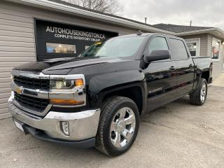 Used 2017 Chevrolet Silverado 1500 LT 4x4 - 5.3L V8 with E Assist Hybrid for sale in Kingston, ON