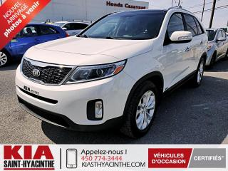 Used 2014 Kia Sorento EX+ V6 AWD ** TOIT PANO / CUIR for sale in St-Hyacinthe, QC