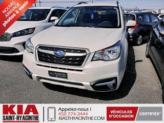 Used 2017 Subaru Forester ** EN ATTENTE D'APPROBATION ** for sale in St-Hyacinthe, QC