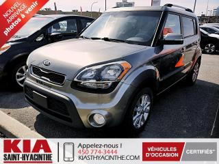Used 2013 Kia Soul 2U ** SIÈGES CHAUFFANTS / BLUETOOTH for sale in St-Hyacinthe, QC
