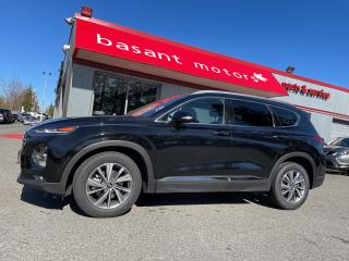 Used 2019 Hyundai Santa Fe 2.0T Luxury AWD w-Dark Chrome Accent for sale in Surrey, BC
