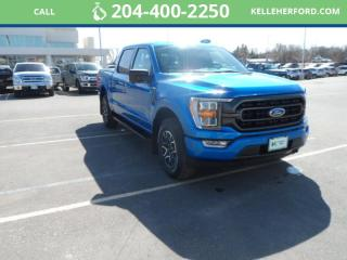 New 2021 Ford F-150 XL for sale in Brandon, MB
