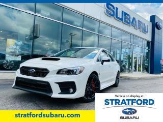 New 2021 Subaru WRX Sport-tech for sale in Stratford, ON
