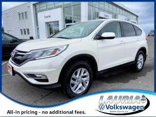 Used 2015 Honda CR-V EX-L AWD for sale in PORT HOPE, ON