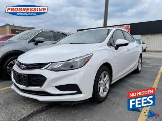Used 2016 Chevrolet Cruze LT Auto AUTO/HEATED SEATS/SUNROOF for sale in Sarnia, ON