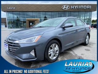 Used 2020 Hyundai Elantra Preferred Auto - SUPER LOW KMS for sale in Port Hope, ON
