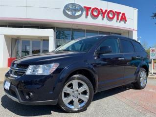 Used 2011 Dodge Journey R/T AWD for sale in Surrey, BC