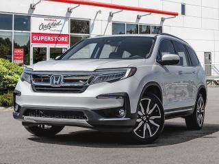New 2021 Honda Pilot TOURING 8-PASSENGER for sale in Port Moody, BC