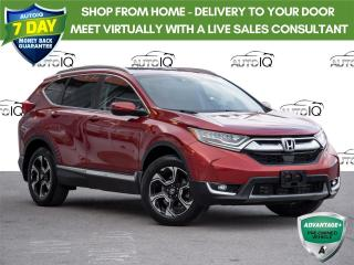 Used 2017 Honda CR-V Touring Panoramic Roof | Leather | All Wheel Drive for sale in St Catharines, ON
