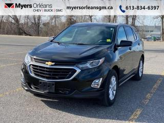 Used 2018 Chevrolet Equinox LT  2 sets of tires! for sale in Orleans, ON