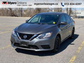 Used 2018 Nissan Sentra 1.8 SV  - Low Mileage for sale in Orleans, ON