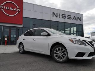 Used 2017 Nissan Sentra SV for sale in Kingston, ON