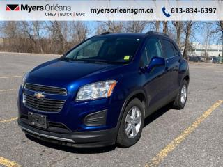 Used 2015 Chevrolet Trax LT  - Low Mileage for sale in Orleans, ON
