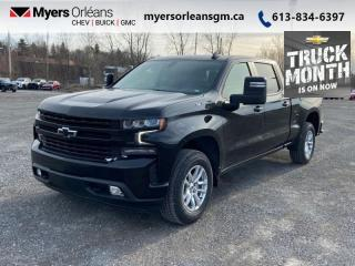 New 2021 Chevrolet Silverado 1500 RST  - Navigation for sale in Orleans, ON