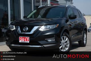 Used 2017 Nissan Rogue for sale in Chatham, ON