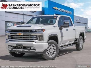 New 2021 Chevrolet Silverado 2500 HD High Country for sale in Saskatoon, SK