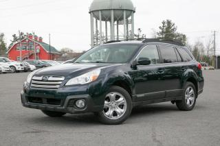 Used 2014 Subaru Outback 2.5i Convenience Package CERTIFIED! for sale in Stittsville, ON