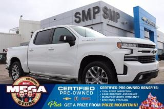 Used 2019 Chevrolet Silverado 1500 RST - Leather, Sunroof, 22