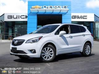 Used 2020 Buick Envision Essence AWD! | HEATED SEATS! for sale in Burlington, ON