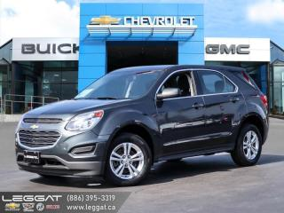 Used 2017 Chevrolet Equinox LS BLUETOOTH! | CRUISE CONTROL! for sale in Burlington, ON