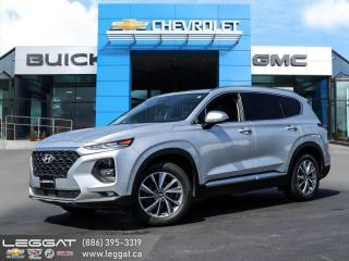 Used 2019 Hyundai Santa Fe Preferred 2.4 AWD | BLIND SPOT ASSIST | CLEAN CARFAX | HEATED WHEEL for sale in Burlington, ON