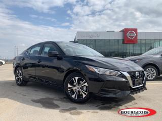 New 2021 Nissan Sentra SV for sale in Midland, ON