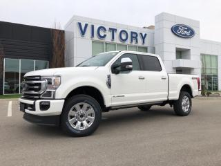 New 2021 Ford F-250 Platinum for sale in Chatham, ON
