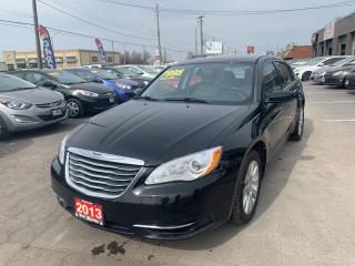Used 2013 Chrysler 200 LX for sale in Hamilton, ON