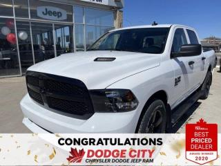 New 2021 RAM 1500 Classic Express-4WD,Htd.Seats/Wheel,Remote Start for sale in Saskatoon, SK