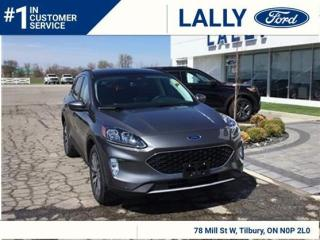New 2021 Ford Escape Titanium for sale in Tilbury, ON