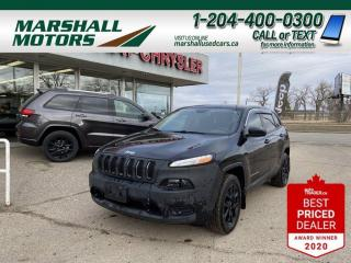 Used 2015 Jeep Cherokee Sport for sale in Brandon, MB