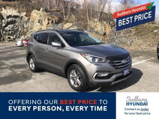 Used 2017 Hyundai Santa Fe Sport 2.4 Premium Remote starter included! for sale in Sudbury, ON