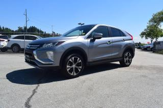 Used 2020 Mitsubishi Eclipse Cross ES for sale in Coquitlam, BC